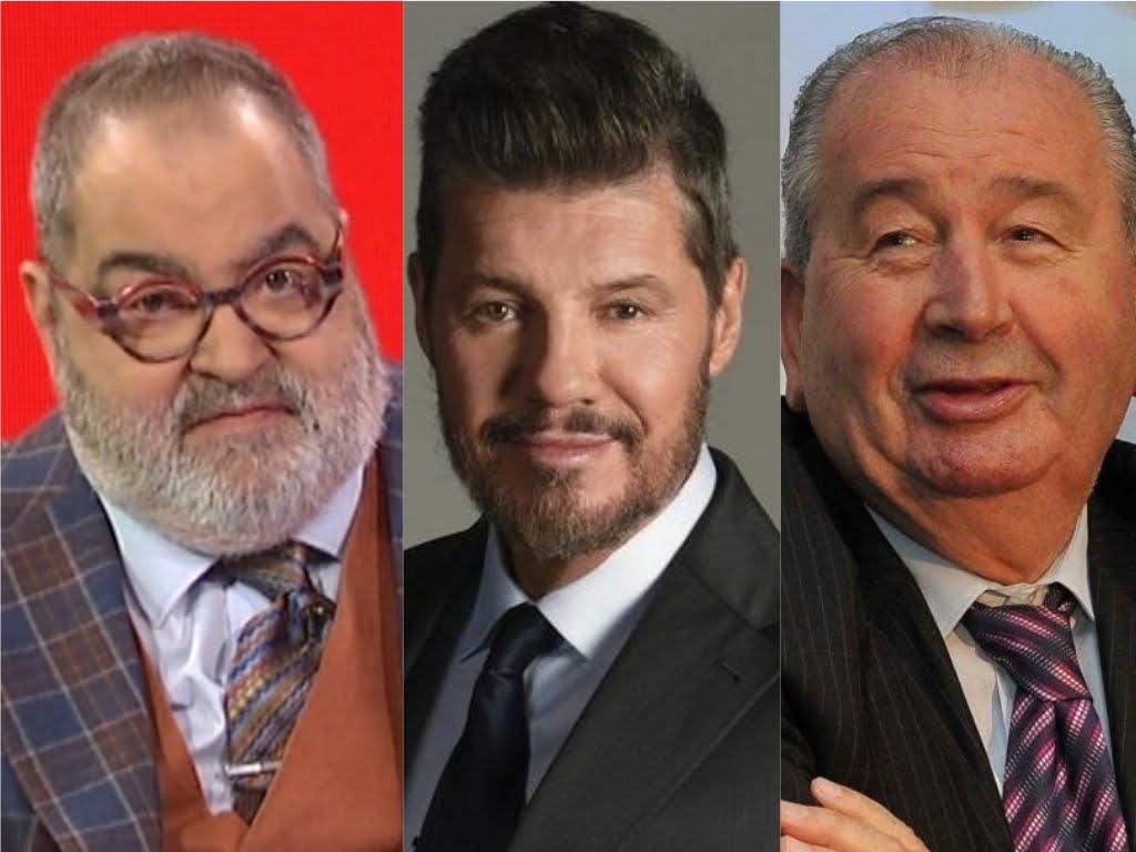 Jorge Lanata apuntó contra Tinelli