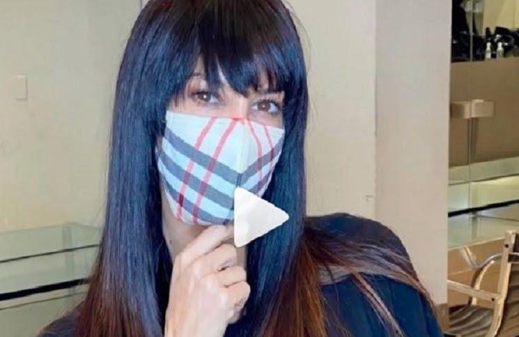 """""""Cambio de look"""": Silvina Escudero pasó por la peluquería y se animó a un drástico corte"""
