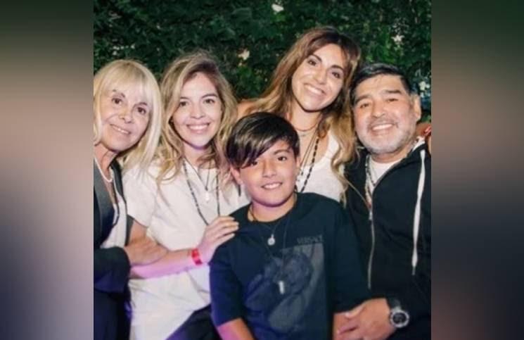 Herencia de Maradona: dieron a conocer la cifra que cobrarían los hijos
