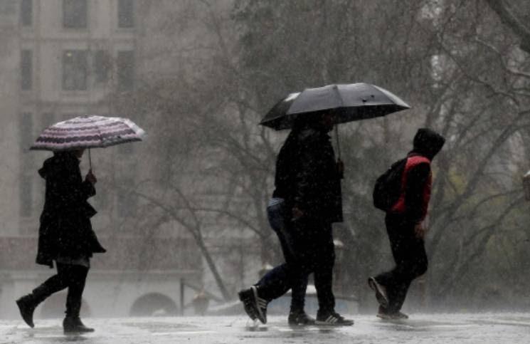 Alerta meteorológico por tormentas fuertes para la Ciudad y provincia de Buenos Aires